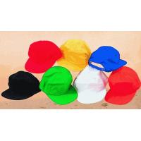 Caps van katoen